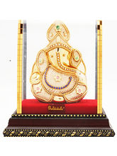 Ghasitaram LP 427 Gold Plated Ganesha