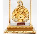 Ghasitaram Mothers Day Gifts Gold Plated Ganesha