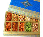 Ghasitaram Mothers Day Exotic Dryfruit Box Of 10 Dryfruits