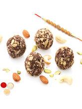 Ghasitaram Sweets- Sugarfree Chocolate Kaju Laddoo...