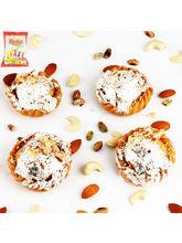 Punjabi Ghasitaram Holi Sweets Chandrakala Box, 250 gm