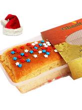 Ghasitaram Chistmas Gifts - Vanilla Sponge Brownie