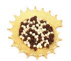 Ghasitaram Diwali Chocolates- Golden Shell Nutties Platter