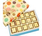 Ghasitaram Polka Dots 15 Pcs Sugarfree Mothers Day Chocolates Box