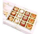 Punjabi Ghasitaram Diwali Gifts Sweets Assorted Sweets In White Box