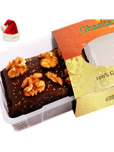 Ghasitaram Chistmas Gifts - Chocolate Walnut Brownie
