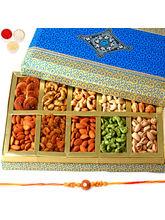 Punjabi Ghasitaram Exotic Dryfruit Box Of 10 Dryfr...