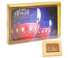 Punjabi Ghasitaram Diwali Sugarfree Chocolates Happy Diwali Pink Sugarfree Chocolate Box