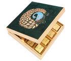 Punjabi Ghasitaram Diwali Sugarfree Chocolates Peacock Sugarfree Chocolates Box