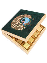 Ghasitaram Peacock Sugarfree Mothers Day Chocolates Box
