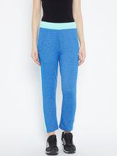 C9 Airwear Comfortable Sports/ Zym/Yoga Legging For Women (MZ1509_ IMZPZerialBlue), xxl