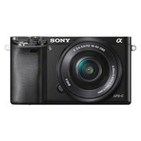 Sony ILCE 6000L (16-50mm) Mirrorless Camera