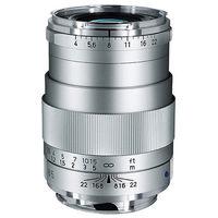 Zeiss 85mm f/4 Tele-Tessar T* ZM Lens (Silver)
