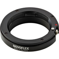 Novoflex Lens Adaptor for Leica M Lens to Sony NEX Cameras