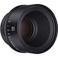 Xeen 85mm T1.5 Lens for Canon EF Mount