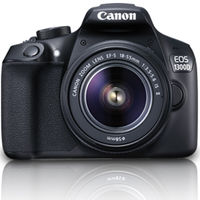 Canon EOS 1300D (18-55mm IS II) DSLR Kit