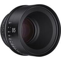 Xeen 85mm T1.5 Lens for PL Mount