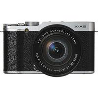Fujifilm X-A2 (16-50mm) Mirrorless Camera - Silver