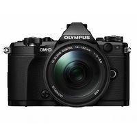 Olympus OMD EM-5 Mark II with M. Zuiko ED 14-150mm f4.0-5.6 Lens & 8GB Card, black