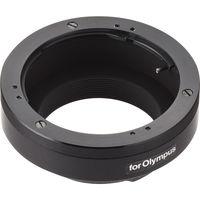 Novoflex XL-OM Lens Mount Adapter Olympus Lens to Canon XL-1