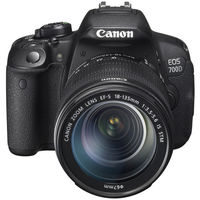 Canon EOS 700D (18-135mm STM) DSLR Kit