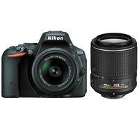 Nikon D5500 (18-55mm VRII+ 55-200mm VRII) DSLR Kit