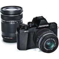 Olympus OM-D E-M10 MarkII (14-42mm+ 40-150mm) Micro Four Thirds Mirrorless Camera
