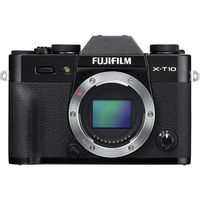Fujifilm X-T10 (Body) Mirrorless Camera