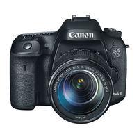 Canon EOS 7D Mark II (EF-S 18-135mm) DSLR Kit