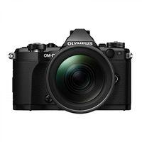 Olympus OMD EM-5 Mark II with M. Zuiko EZ 12-40mm f2.8 PRO Lens & 8GB Card, black