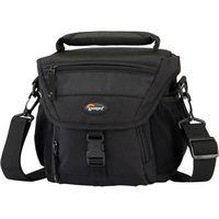Lowepro Nova 140 AW Shoulder Bag, black