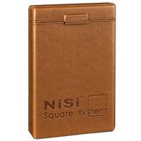 Nisi Square Leather Box (100x100mm)