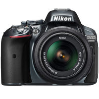 Nikon D5300 (18-55mm VR II) DSLR Kit