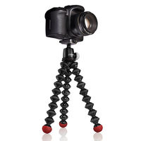Joby Gorillapod SLR Zoom & Ball Head Bundle, black/red