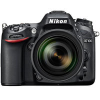 Nikon D7100 (18-105mm VR) DSLR Kit