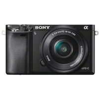 Sony ILCE 6000Y (16-50mm+ 55-210mm) Mirrorless Camera