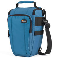 Lowepro Toploader Zoom 55 AW, sea blue