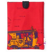 Orange Taxi iPad/Tablet Sleeve