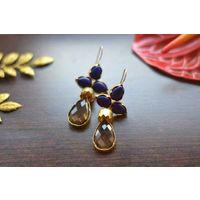 Sakshi's Beautiful Earrings