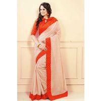 Beautiful Printed Cotton Saree