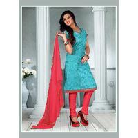 Red Salwar Suit