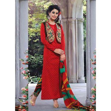 Red Salwar Suits