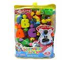 Craftcase Alphabet Learning Blocks For Kids (Cp1Blockset2), multicolor