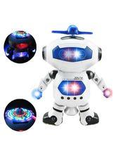 Craftcase Robot Toy (Cp1Dancrobt7), multicolor