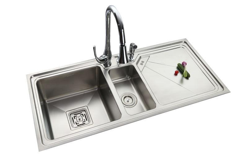 Anupam Signature Sink SS811LX, silver