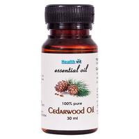 Healthvit Aroma Cedarwood Essential Oil 30ml