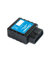 Teltonika Basic OBDII GPS Vehicle Tracker Device (FM1010), black