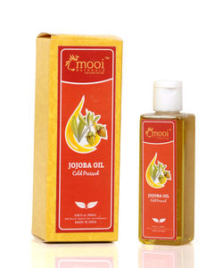Jojoba Oil Cold Pressed, 100 ml
