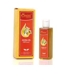 Jojoba Oil Cold Pressed, 100 ml