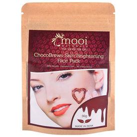 ChocoBrews Skin Brightening Face Pack, 30g